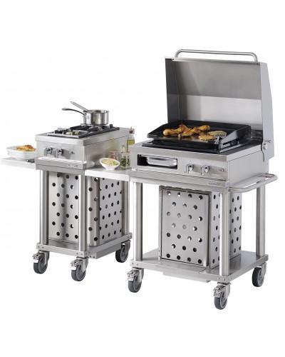 Table de cuisson gaz 2 feux westahl cuisson mobile - Table cuisson gaz 3 feux ...