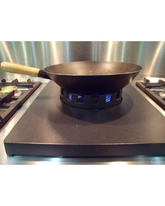 support wok lacanche pour fourneau tradition et classique bellynck et fils. Black Bedroom Furniture Sets. Home Design Ideas