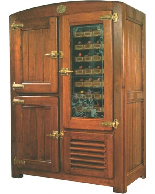 glaciere refrigerateur cave a vin chene odic bellynck et fils. Black Bedroom Furniture Sets. Home Design Ideas