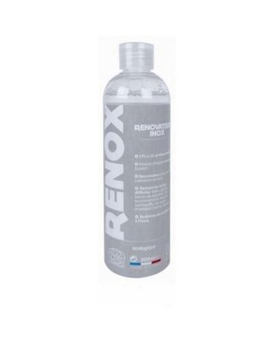 PRODUIT NETTOYANT INOX RENOX CRISTEL 300 ml
