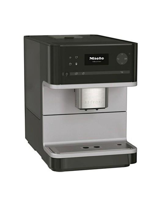 machine caf miele automatique avec broyeur int gr cm6110 noir bellynck et fils. Black Bedroom Furniture Sets. Home Design Ideas