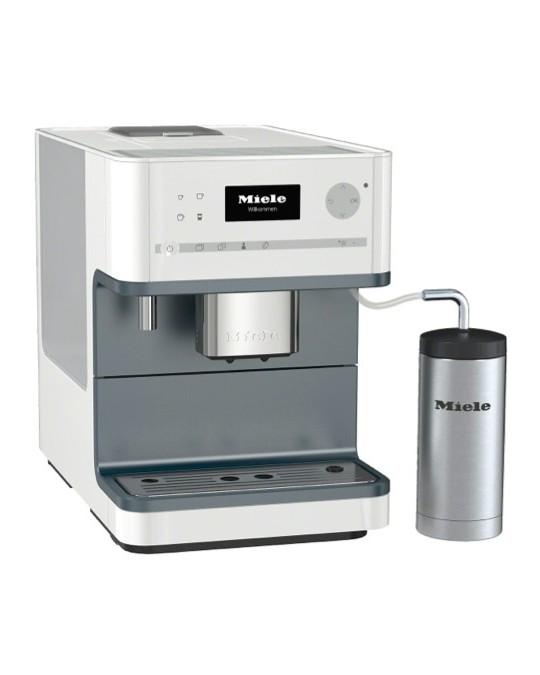 machine caf miele automatique avec broyeur int gr. Black Bedroom Furniture Sets. Home Design Ideas