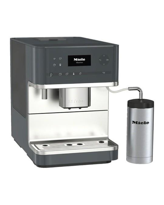 Machine caf miele automatique avec broyeur int gr cm6310 noir bellynck - Machine a cafe automatique avec broyeur integre ...