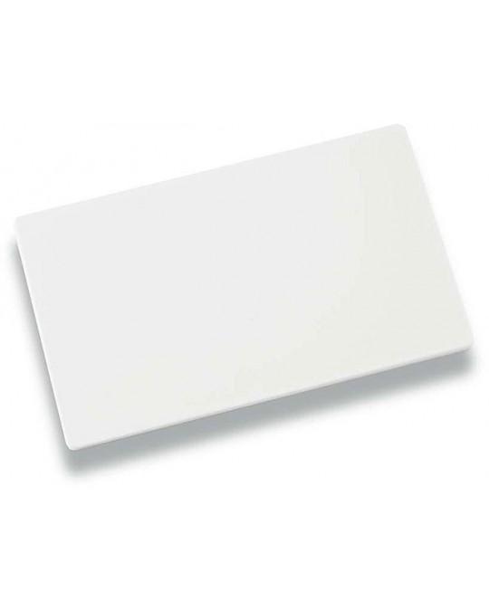 planche d couper en poly thyl ne blanc plastique alimentaire bellynck et fils. Black Bedroom Furniture Sets. Home Design Ideas