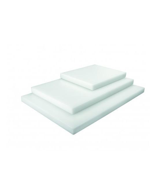 planche d couper avec rigole en polyethylene blanc plastique alimentaire bellynck et fils. Black Bedroom Furniture Sets. Home Design Ideas