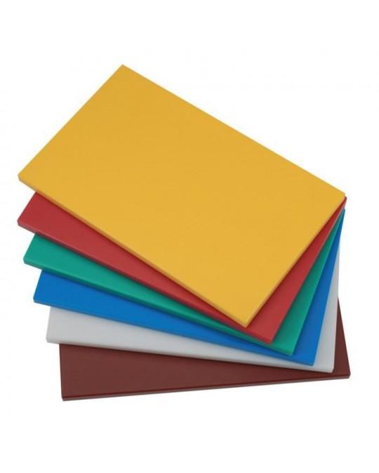 planche d couper chutes dimensions variables en poly thyl ne plastique alimentaire bellynck. Black Bedroom Furniture Sets. Home Design Ideas
