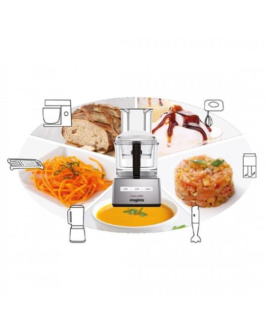 Robot multifonction cuisine syst me 4200 xl magimix pour for Robot art et cuisine
