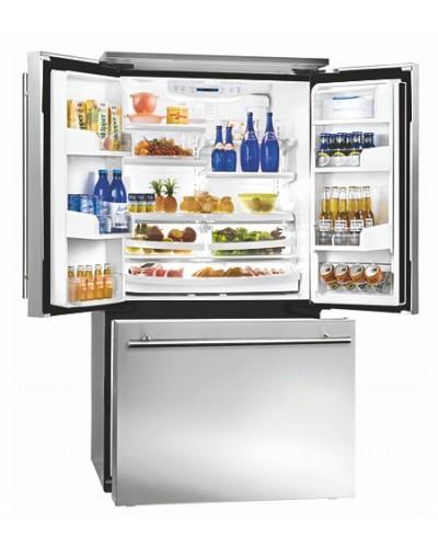 Réfrigérateur GENERAL ELECTRIC PRIX Imbatable PFME 1 NF NB Combiné  Réfrigérateur Congélateur - BELLYNCK ET FILS