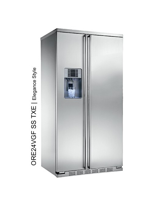 Beautiful frigo general electric contemporary for Refrigerateur americain miroir