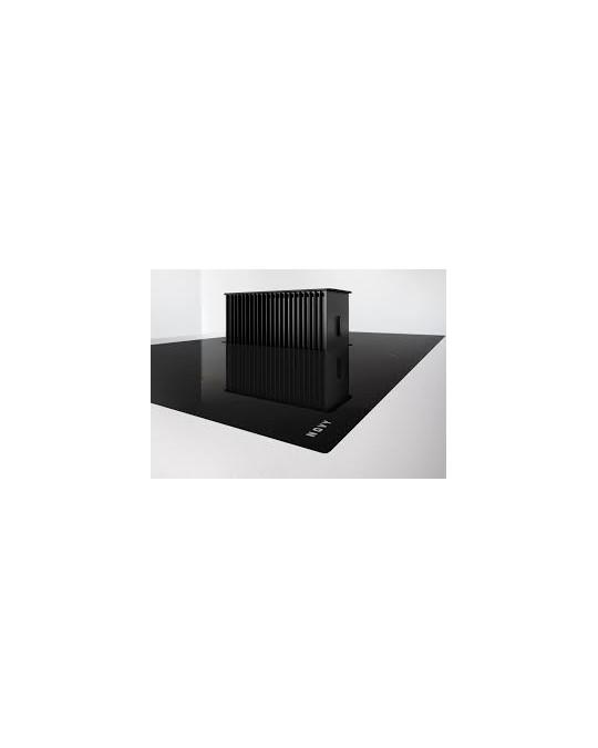 novy one table de cuisson induction avec hotte int gr e premium bellynck et fils. Black Bedroom Furniture Sets. Home Design Ideas