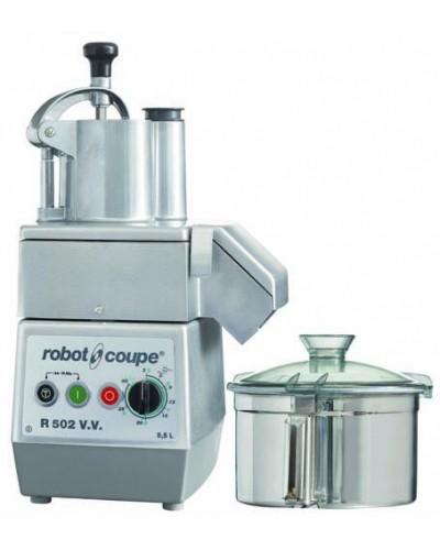 COMBINE CUTTER & COUPE LEGUMES R502 V.V.