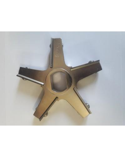 COUTEAU HACHOIR INOX GU 160