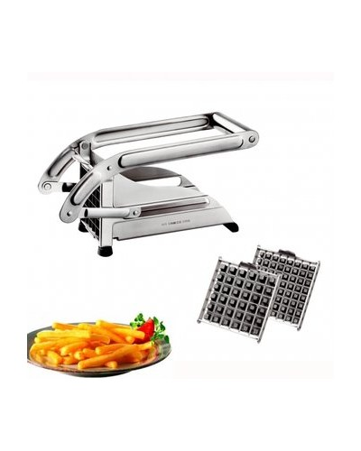 COUPE FRITES MENAGER INOX