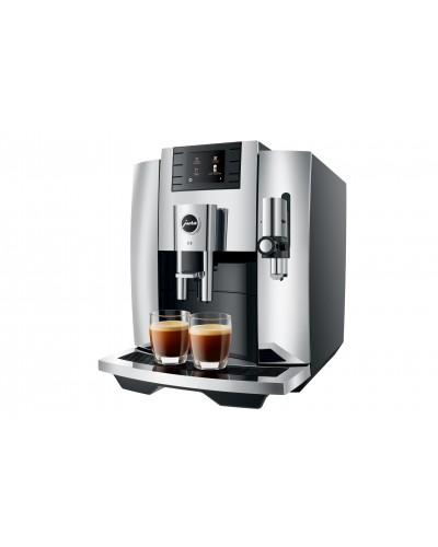 MACHINE A CAFE JURA E8 AROMA CHROME (EB)