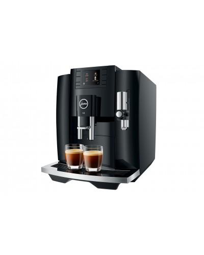 MACHINE A CAFE JURA E8 AROMA PIANO BLACK (EB)