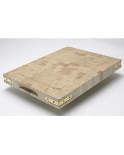 Planche bois debout les ustensiles de cuisine for Planche en bois de cuisine
